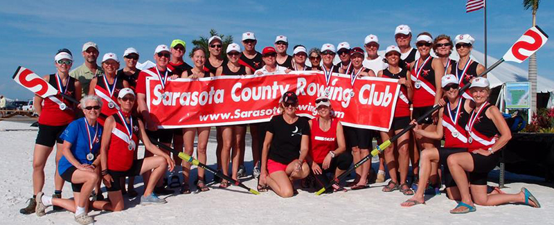 SCRC Sarasota County Rowing Club
